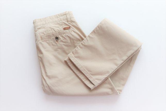 Męskie spodnie TOM TAILOR W32 L32 chinosy idealne jak nowe CN 175/84A