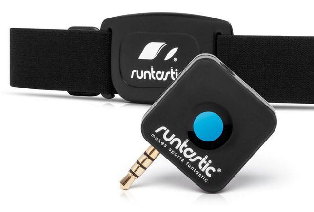 NOWY Runtastic RUNDC2 pas do pomiaru tętna, odbiornik smartfonu (L66)
