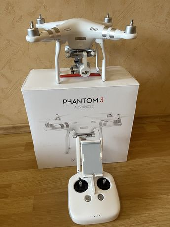 Продам квадрокоптер DJI Phanton 3 Advanced