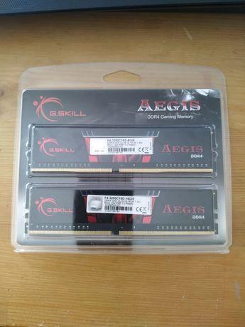 Memoria ram G.SKILL Aegis 16GB CL16 (2 x 8GB) 3200 Mhz DDR4 NOVAS