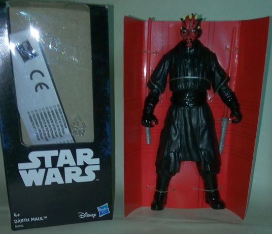 Фигурка 14,5 см Дарт Мол (Darth Maul) — Husbro Звёздные войн Star Wars