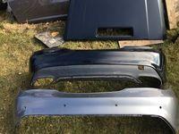 Mercedes CLA w117 - Zderzak Tył
