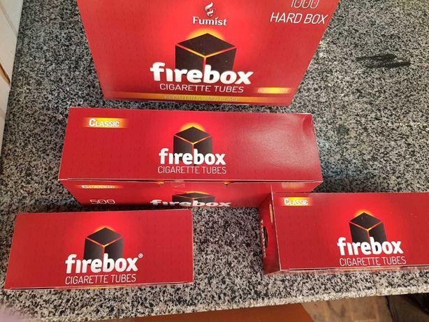 Гильзы для сигарет Firebox 1000,500,250,100 сигаретные гильзы.Опт