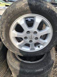 Felgi aluminiowe 15 5x110 Opel