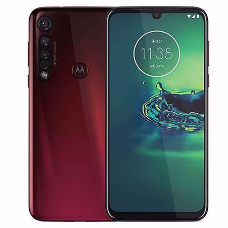 NOWY ! Telefon Motorola G8 PLUS 4GB/64GB Crystal Pink (D)