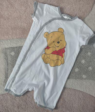 Piżamka HM Kubuś Puchatek 92