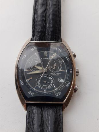 Наручные часы романсон Gronograph Romanson DL4141HM
