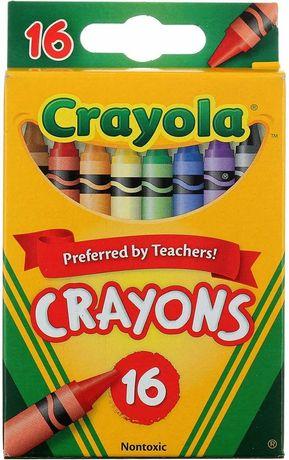 Мелки фирмы Crayola 16 цветов