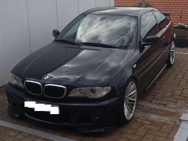 BMW E46 coupe pack M para peças ou inteiro