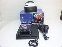**PlayStation 4 Slim 500GB + PlayStation VR-Lombard Stówka**