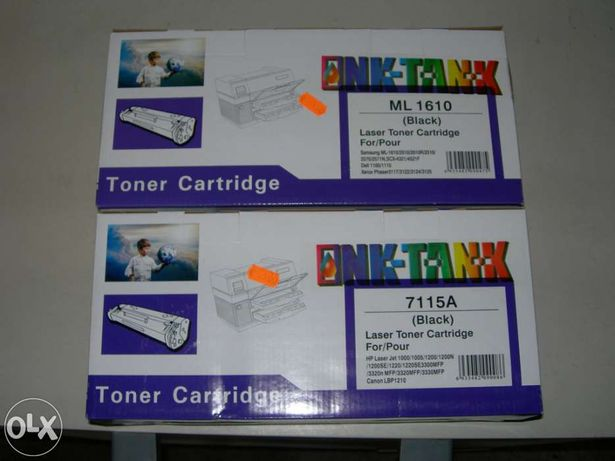 4 Toners Reciclados todos ou individual otimo preço baixa de preço