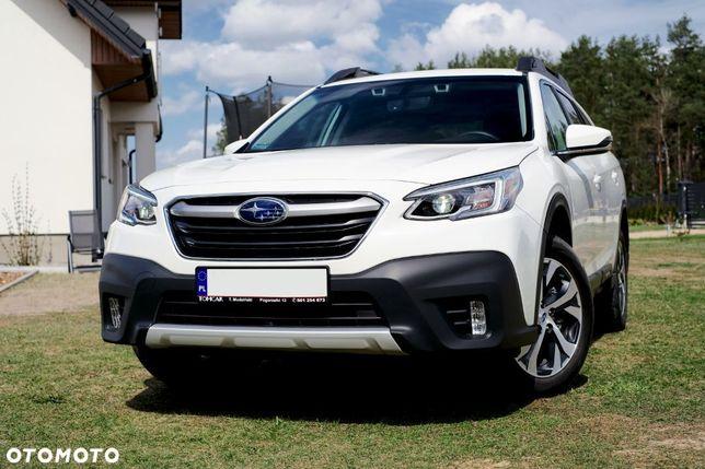 Subaru OUTBACK Najnowszy Model 2020 Limited Bardzo Bogaty możliwość LPG