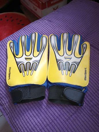 Rękawice bramkarskie Max Sport S