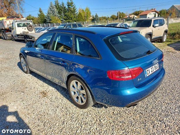 Audi A4 Sprowadzony po Kolizji Sprawdź