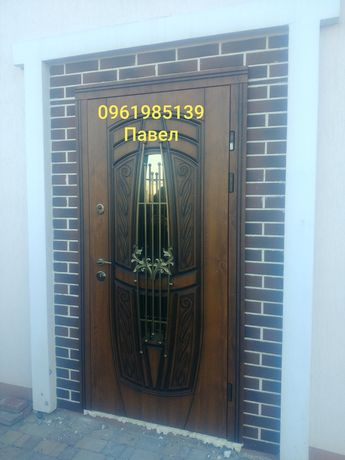Двери Входные от эконома и б/у до премиум Класса!