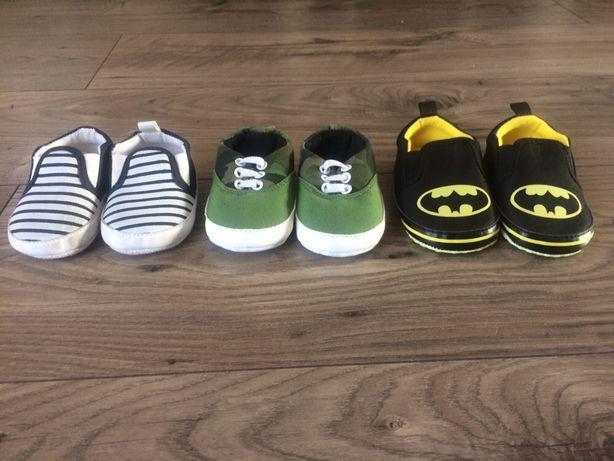 buty niechodki chłopiec NOWE