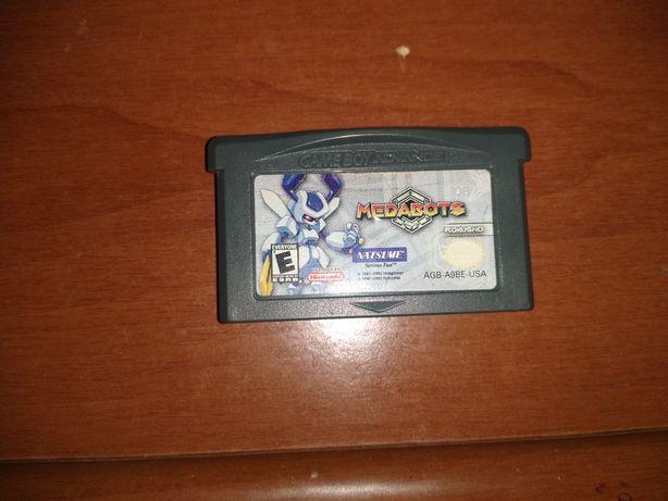 Medabots Rokusho para Game Boy Advance