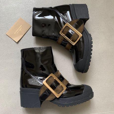 Burberry ботинки Brunello Cucinelli