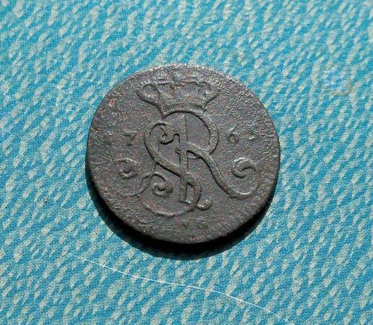 1 грош 1763 року ( R2)