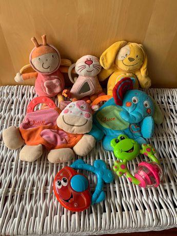 Brinquedos, Roca, Bonecos da Chicco