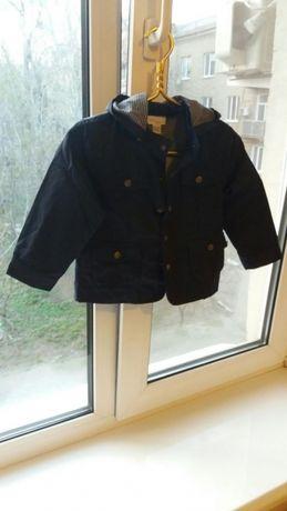 Очень стильная куртка ветровка chicco чикко