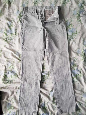 Spodnie wizytowe chłopięce.