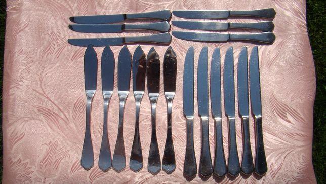 Столовые ножи Villeroy & Boch /Виллерой и Бох, 18 шт (6+6+6), б/у