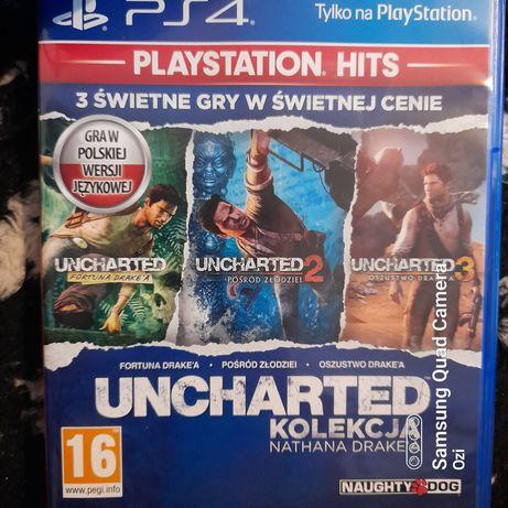 Uncharted Kolekcja Nathana Drake'A PlayStation4