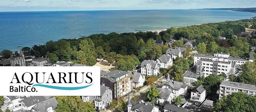 """Apartamenty ,,AQUARIUS BALTICO""""- nowoczesny design z widokiem na morze Ustka - image 1"""