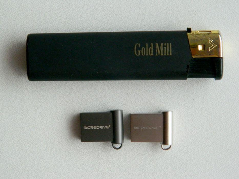 Мини USB-накопитель (флешка) MicroDrive (64 ГБ, USB) за 600 Горловка - изображение 1