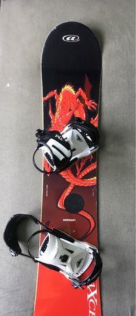 Deska snowboardowa axces 145 cm