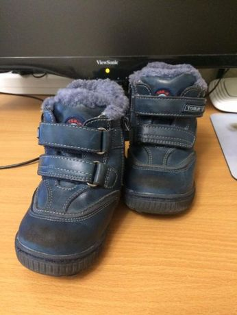 Продам зимние ботинки Том М
