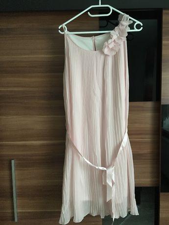 2 sukienki ciążowe wizytowe r.M orsay