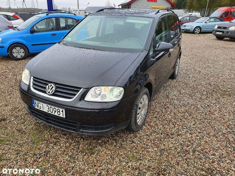 Volkswagen Touran Гунча - изображение 1