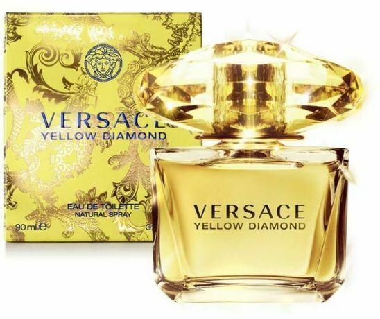 Духи Yellow Diamond от Versace оригинал