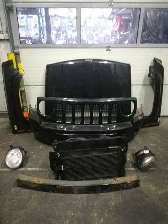 Разборка Jeep Patriot капот бампер фара двери багажник телевизор решет