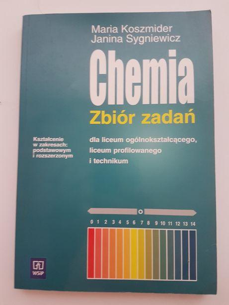 Chemia zbiór zadań liceum technikum podręcznik