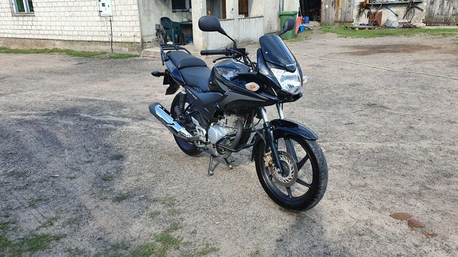 Motor Honda cbf 125