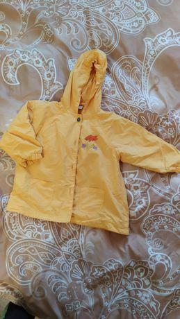 Куртка вітровка дитяча