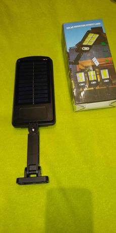 Lampa solarna LED zewnetrzna