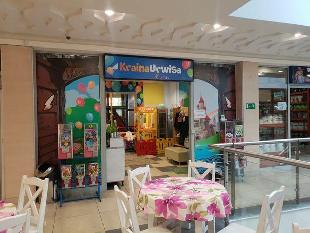 Sala zabaw z kawiarnią 220 m2 centrum
