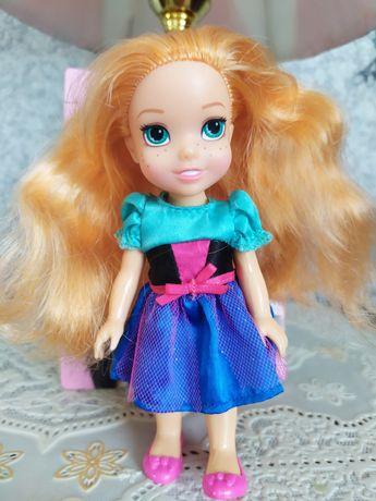 Disney  кукла Анна оригинал