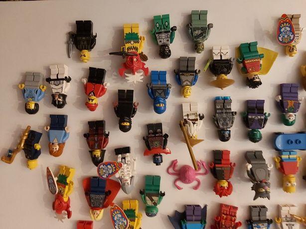 Ludziki Lego Titans, Ninjago, Marvel, Simpsons, Minecraft, ...