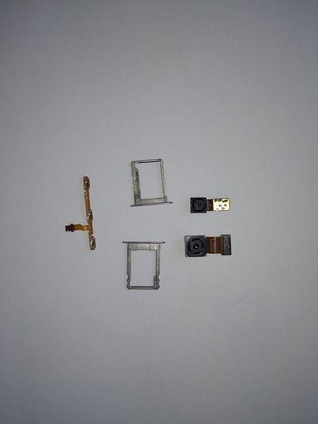 Kamery, ramki na karty, przyciski Huawei P8 Lite