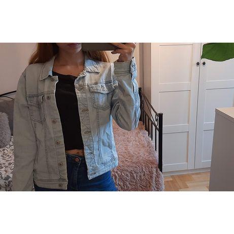 kurtka kurteczka jeansowa