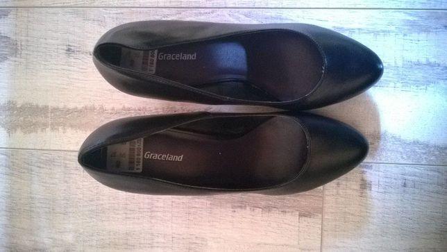 buty czarne 40