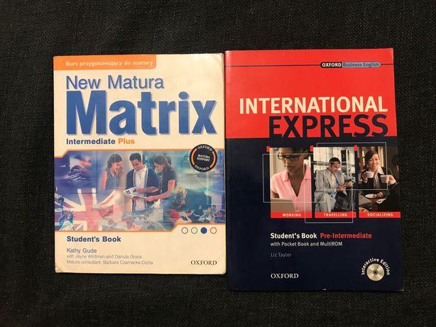 International Express Pre-Intermediate NOWY + Matrix New Matura