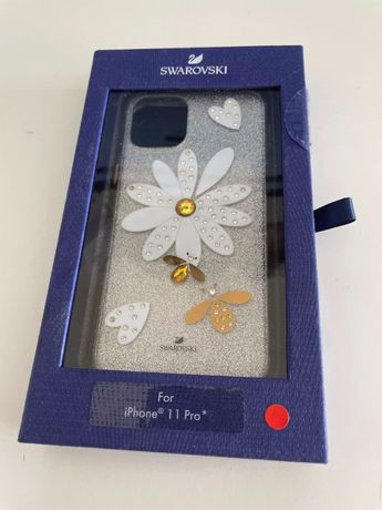 Capa Swarovski para Iphone 11 pro