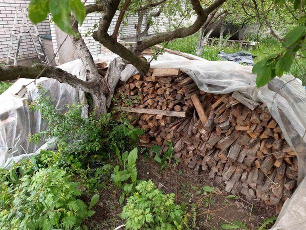 Продам дрова колотые + доски