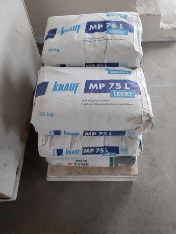 Tynk gipsowy Knauf mp75 6szt